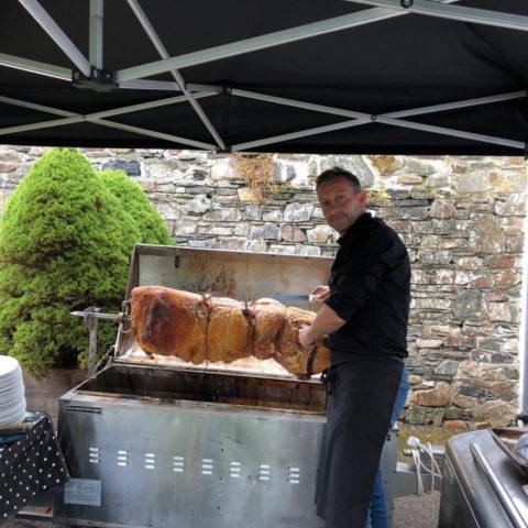Hog Roast Caterer